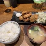 豚カラメンチカツ定食