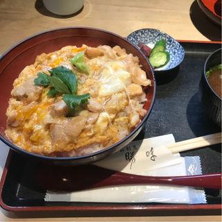 熟成 親子丼(勝味)