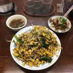 皿コーン台湾&Aセット