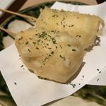 ラクレットチーズ(焼き鳥 きんざん 伏見店 )