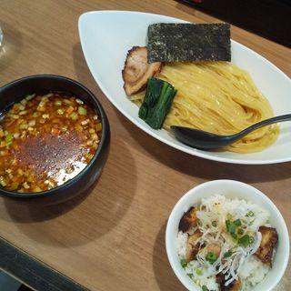 つけ麺(辛スープ)(はちどり )