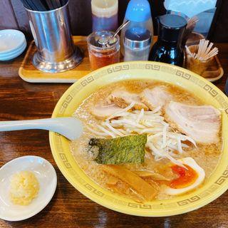 チャーシュー麺(江川亭 小金井本店 (えがわてい))