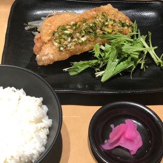白身魚の竜田揚げ(百代茶屋 (ひゃくだいちゃや))