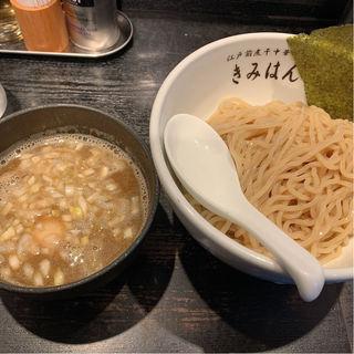 つけめん(江戸前煮干中華そば きみはん 五反田店 )