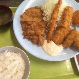 大野城定食(とんかつ大将 大野城店)