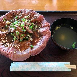 """""""炙り""""ギャング丼(S)"""