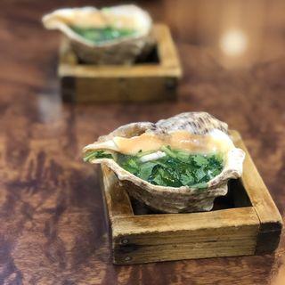 つぼ焼(大谷貝つぼ焼 )