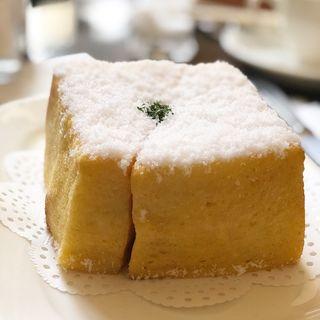 フレンチトースト(コーヒーハウス マキ (COFFEE HOUSE maki))