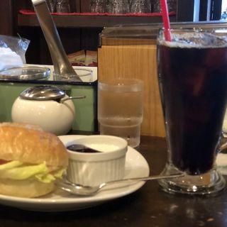 アイスコーヒー(井戸 (いど))