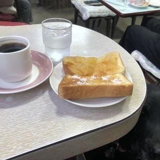 トースト(霜降り)(思いつき )