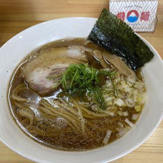 サカナ100%醤油(桐麺 )