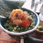 小屋のまかない丼(江ノ島小屋)
