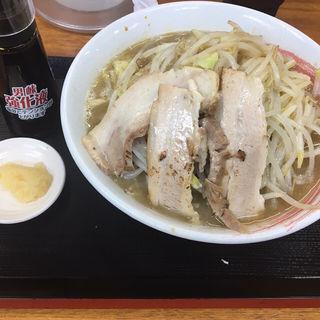 男峠(魔界ラーメン 月光 )