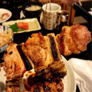 ねぎ肉(串若丸 本店 (くしわかまる))