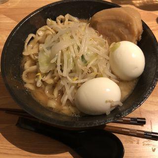 らーめん+味玉(ちばから )
