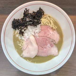 濃厚煮干ソバ(ヌードル&スパイスカレー 今日の1番)