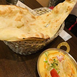 ココナッツ海老カレー(チャミヤラキッチン)