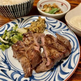 上牛タン焼き(仙台牛たん焼 恵比寿 とらまつ)