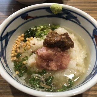 お茶漬けセット(吟醸らーめん 久保田 本店 )