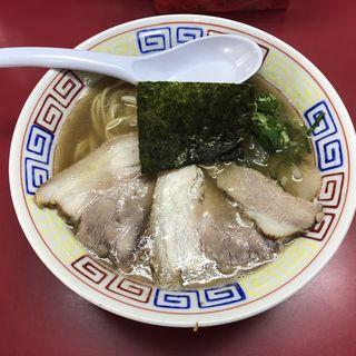 ラーメン(江戸金 (えどきん))