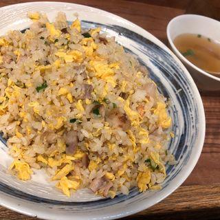 五目チャーハン(宝龍 (ホウリュウ))
