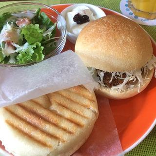 生ハム&モッツァレラ(Cafe Normale )
