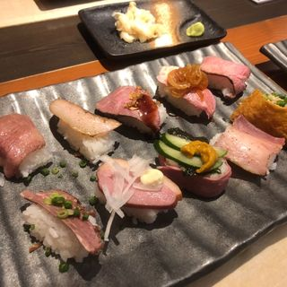 肉ノお寿司