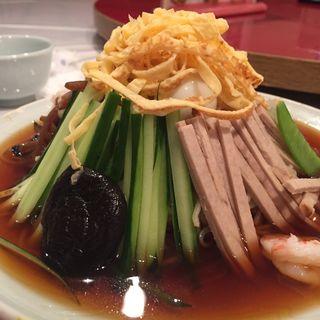元祖冷やし中華(揚子江菜館 (ヨウスコウサイカン))