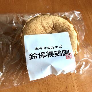 ミニシフォンケーキ バニラ