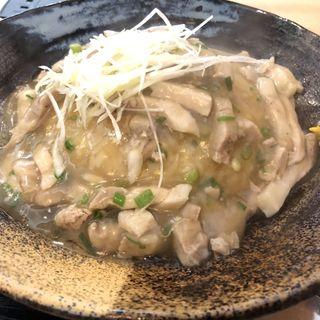 あっさり塩味肉あんかけ炒飯(チャーハン専門店 こう米)