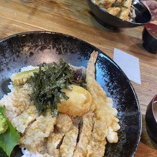 牛ステーキ丼(一味禅 )