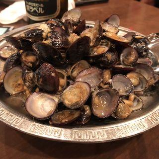 海蜆 シジミ