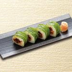 牛時雨高菜ロール寿司