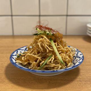 干豆腐中華クラゲ