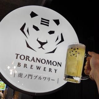 ハニービール(TORANOMON BREWERY)