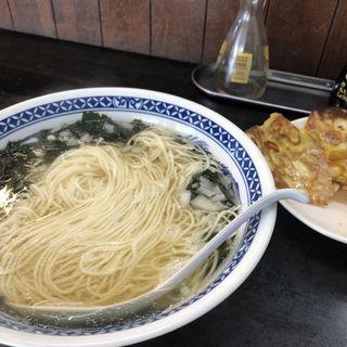 ワカメタンメン(花水ラオシャン 本店 )