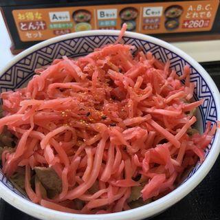 シャア専用牛丼