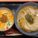 豆乳大阪つけ麺