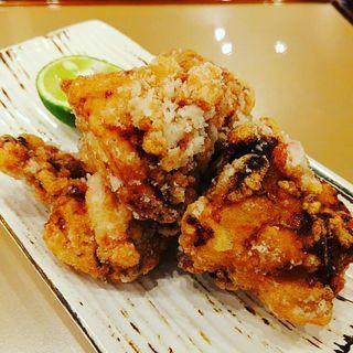 唐揚げ(麺 紡木)