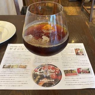 ゲイシャアイス(ヒロ コーヒー 伊丹中央店 )