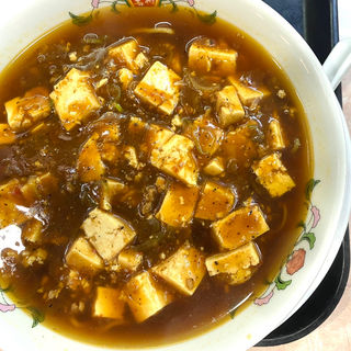 麻婆麺(餃子の王将 南二条西2丁目店)