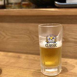 生ビール(おばんざいカエル )