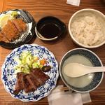 牛タン炭焼き定食