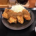 極タレ定食(梅)