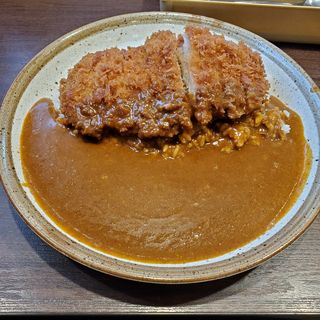 手仕込とんかつカレー(カレーハウス CoCo壱番屋 豊平3条店)