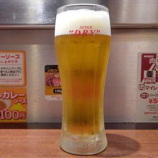 生ビール(いきなりステーキ 三田店 )