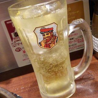 ハイボール(いきなりステーキ 三田店 )
