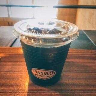 アイスコーヒー Lサイズ(パンシリオ)