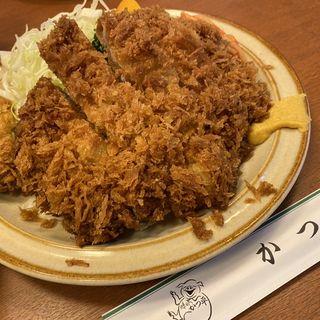 ロースカツライス(かつ平 (かつへい))