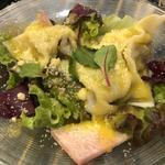 バジルと大葉のサラダ餃子 3個